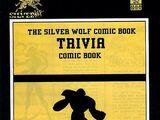 Silverwolf Comic Book Trivia Comic Book Vol 1 3