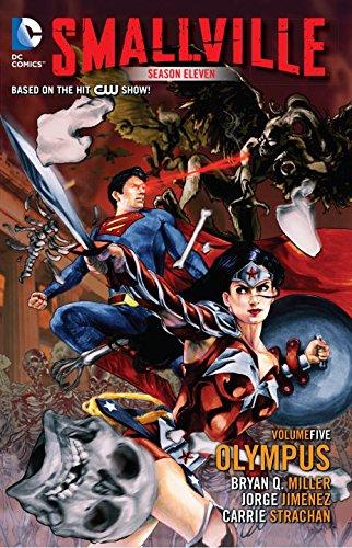 Smallville Season 11: Olympus (Collected)
