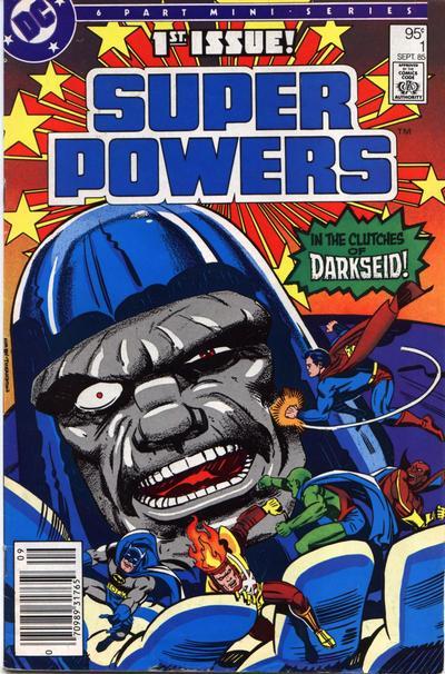 Super Powers Vol 2 1