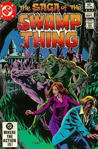 Swamp Thing Vol 2 5