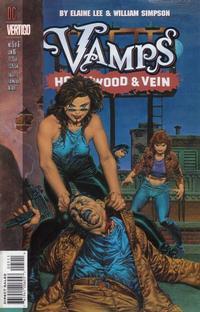 Vamps: Hollywood & Vein Vol 1 5