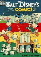 Walt Disney's Comics and Stories Vol 1 120