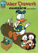 Walt Disney's Comics and Stories Vol 1 261