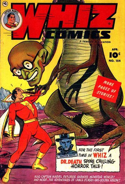 Whiz Comics Vol 1 154