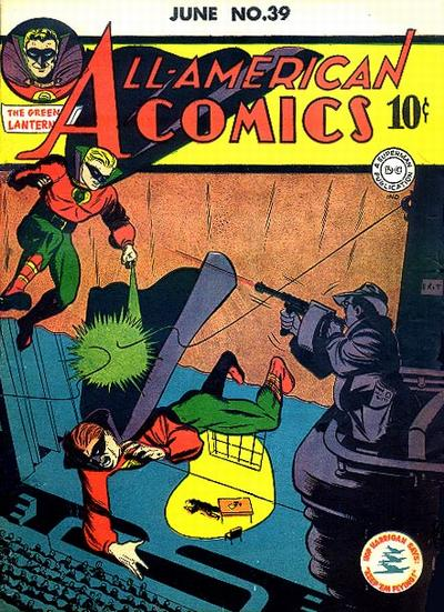 All-American Comics Vol 1 39