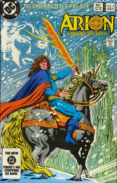 Arion Lord of Atlantis Vol 1 9