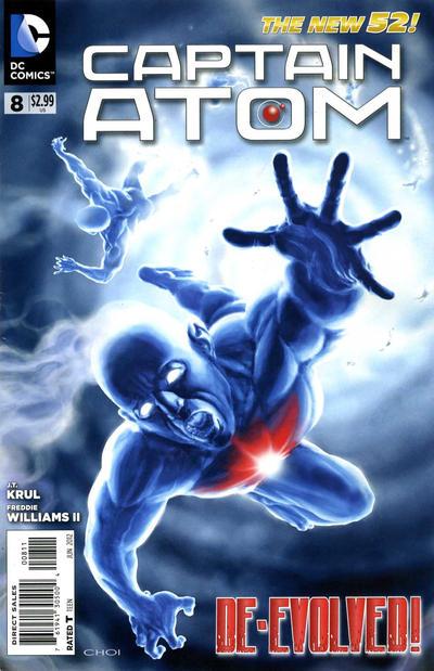 Captain Atom Vol 2 8
