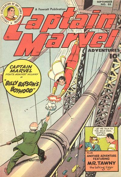 Captain Marvel Adventures Vol 1 88