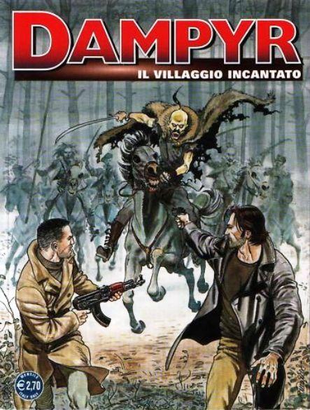 Dampyr Vol 1 99