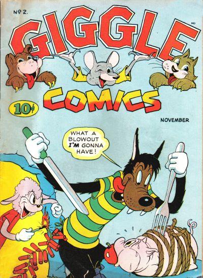 Giggle Comics Vol 1 2