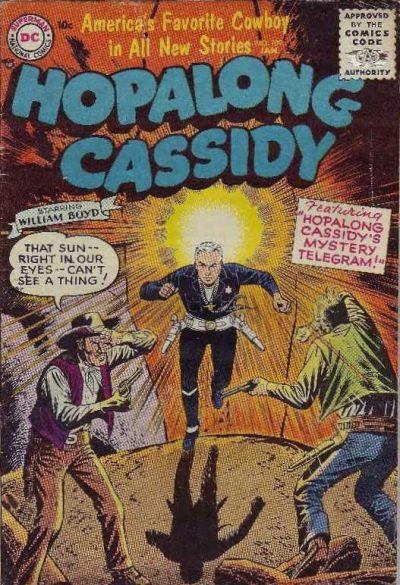 Hopalong Cassidy Vol 1 109