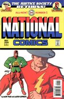 JSA Returns National Comics Vol 1 1