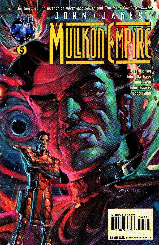 John Jakes' Mullkon Empire Vol 1 5