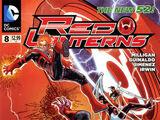 Red Lanterns Vol 1 8