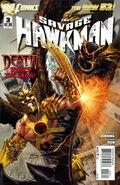 Savage Hawkman Vol 1 3