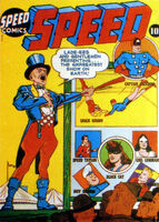 Speed Comics Vol 1 25