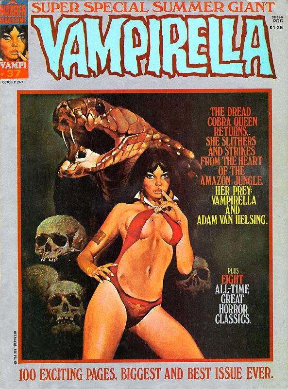 Vampirella Vol 1 37