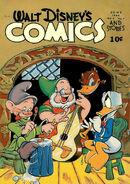 Walt Disney's Comics and Stories Vol 1 45