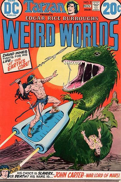 Weird Worlds Vol 1 2