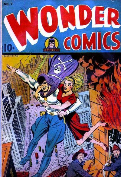 Wonder Comics Vol 1 7