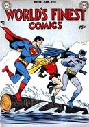 World's Finest Comics Vol 1 38