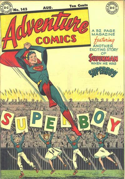 Adventure Comics Vol 1 143