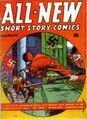 All-New Short Story Comics Vol 1 2
