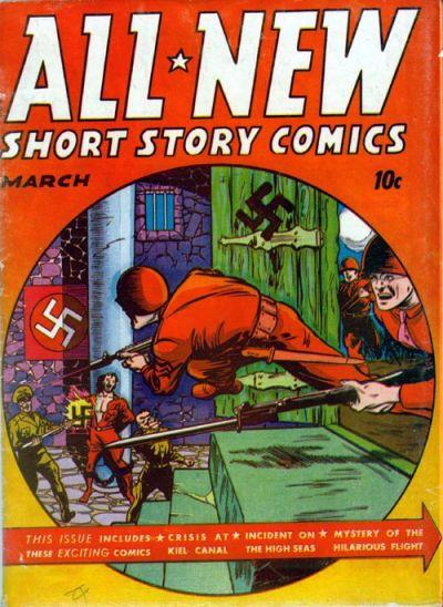 All-New Comics Vol 1 2