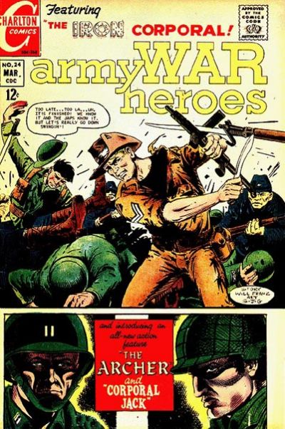 Army War Heroes Vol 1 24