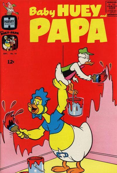 Baby Huey and Papa Vol 1 19