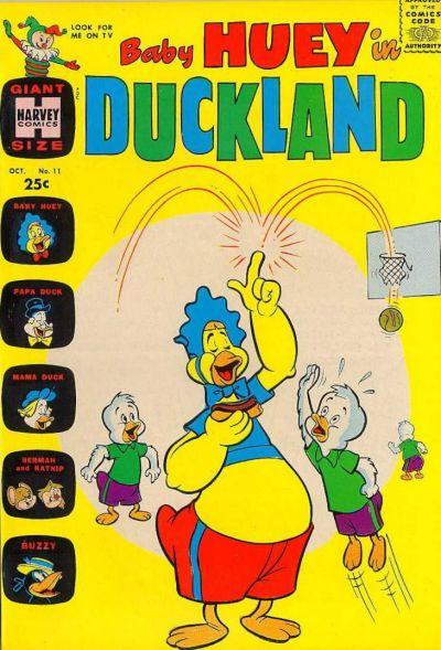Baby Huey in Duckland Vol 1 11