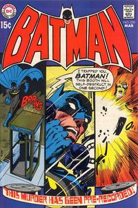 Batman Vol 1 220