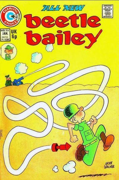 Beetle Bailey Vol 1 104