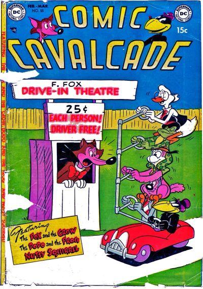 Comic Cavalcade Vol 1 55