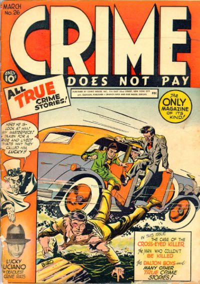Crime Does Not Pay Vol 1 26