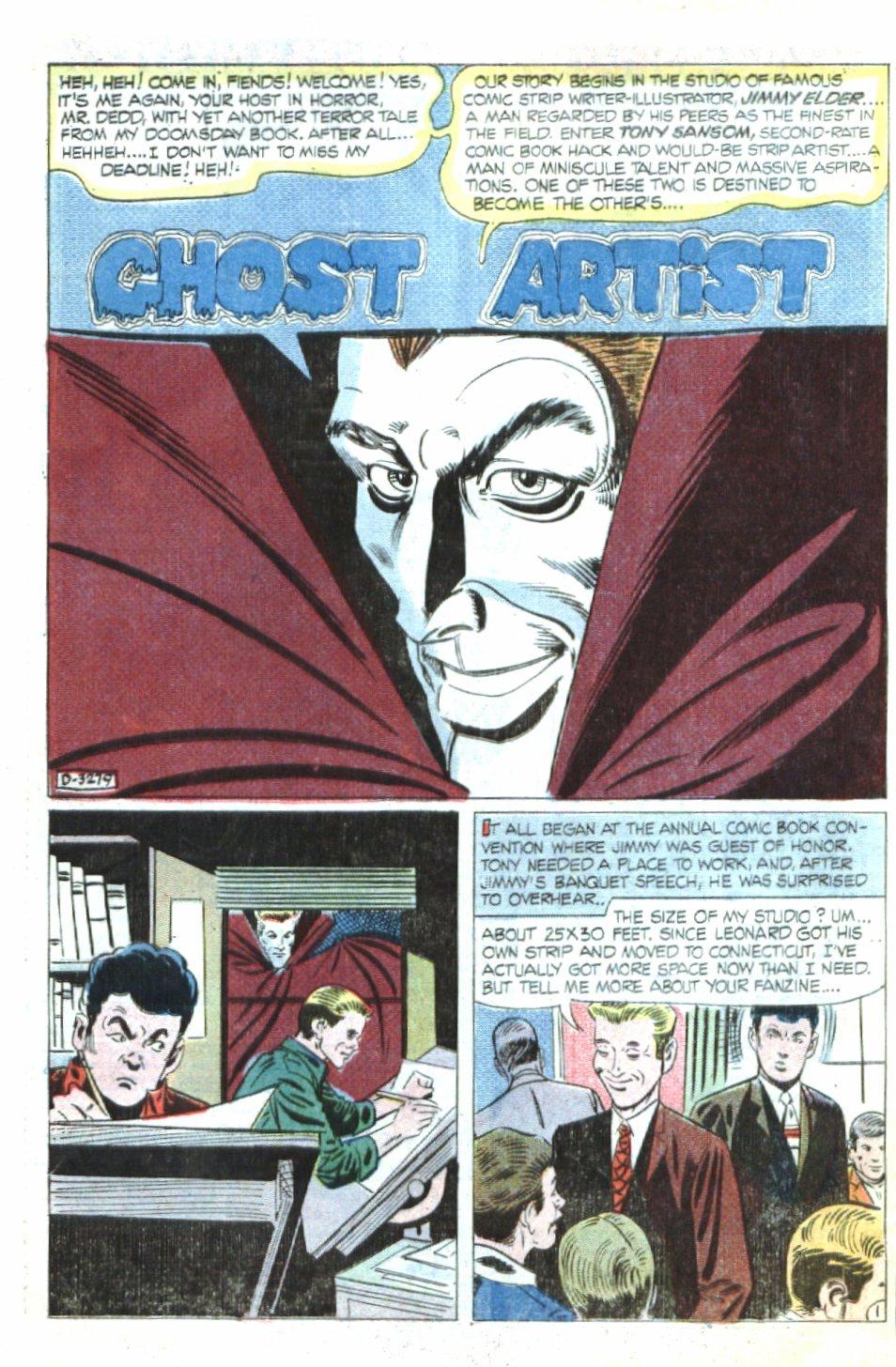 Ghostly Tales Vol 1 101