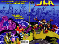 JLA World Without Grown-Ups Vol 1 1