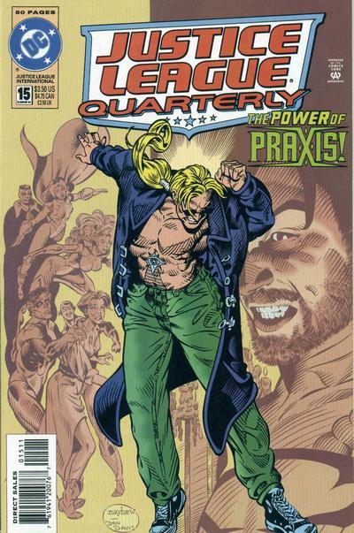 Justice League Quarterly Vol 1 15