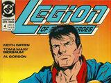 Legion of Super-Heroes Vol 4 4