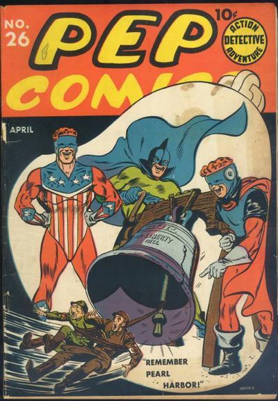 Pep Comics Vol 1 26