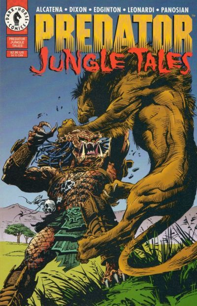Predator: Jungle Tales Vol 1 1