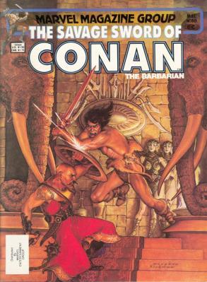 Savage Sword of Conan Vol 1 88