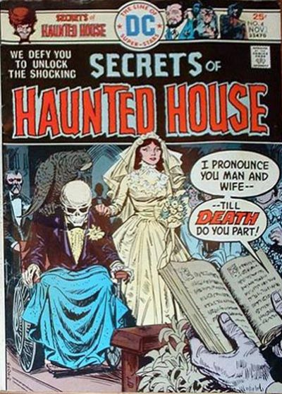 Secrets of Haunted House Vol 1 4