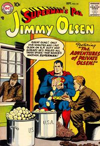 Superman's Pal, Jimmy Olsen Vol 1 23