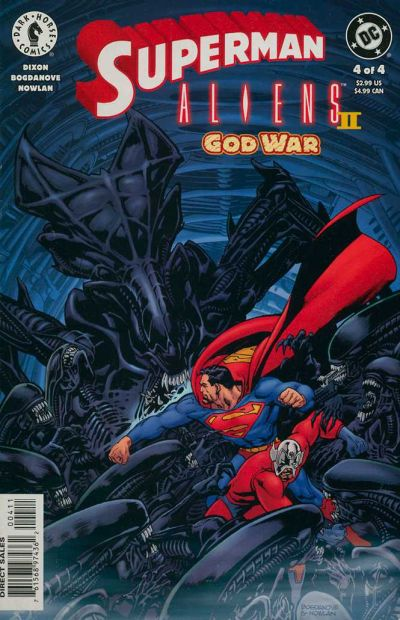 Superman/Aliens Vol 2 4