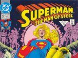 Superman: Man of Steel Vol 1 10