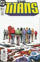 Titans (DC) Vol 1 13