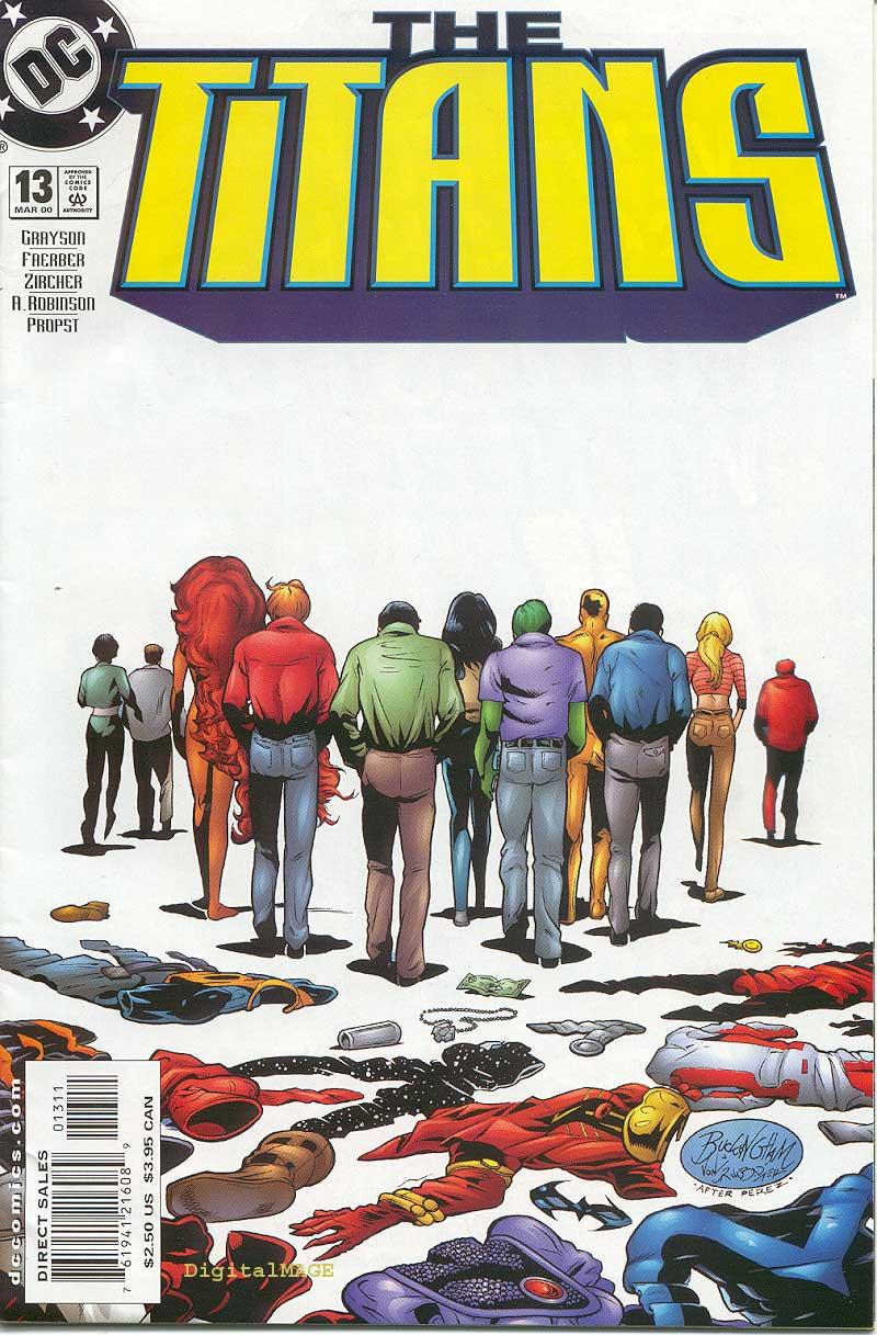 Titans Vol 1 13