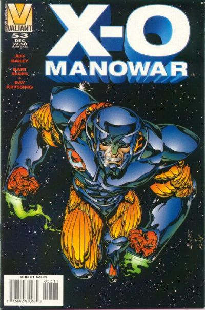 X-­O Manowar Vol 1 53