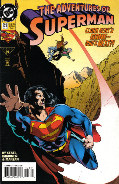 Adventures of Superman Vol 1 523
